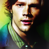 Mish: SPN -- Sam in Yellows & Greens
