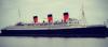 ocean liner, queen mary