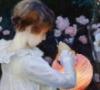 Гвоздика лилия роза
