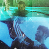 Teen Wolf::Stiles & Derek::pool