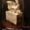 paper engineer, petrina case, custom, paper cuts, business card sculpture