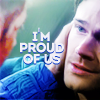 I´m proud of us