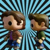 jeweledvixen: S SPN Sam and Dean Minis