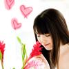 sayu // red flowers