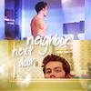 Teen Wolf::Stiles & Derek::neighbor