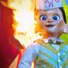 Wonka - puppet