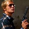 Hutch's gun
