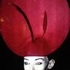 красный диск