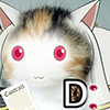 Kyubey Fwee Cat
