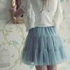 пастельная юбка