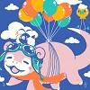 flying slowpoke