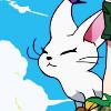 blastofserenity: digi:angelic cat