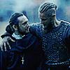 Athelstan/Ragnar (Vikings)
