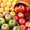 3 вида яблок