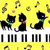 tracyj23: Music - kitties on the keyboard
