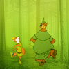 Disney: Robin Hood & Little John