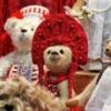 Медвежонкина в красном