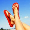 ноге вьетнамки