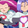 Team Rocket - hearts