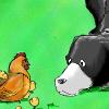 FMA Den and Chicken