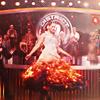 Naomi: THG On fire by sininferno