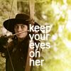 Christina: me- se- kat- keep your eyes on her