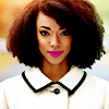 Christina: me- act- sonequa- beautiful