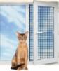кошки, сетки на окна