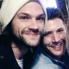 spn - j2 cheek to cheek