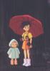Totoro - rain