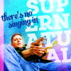 Mish: Dean -- No Singing in SPN