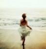 running on waves