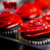 shalowater: red:cupcakesicingyum