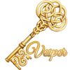 Key - Gold Vesper