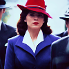 marvel - peggy hat