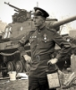 red army officer, Is-2