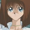 Anzu looking worried.