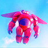blastofserenity: bh6:the red robot