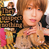 Takaki and bunny