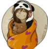 девочка-панда