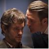 Sherlock and Watson running