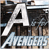 avengers - A is for