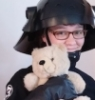Navy Trooper and Ewok