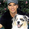 CELEB: RDA with dog