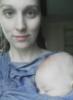 с малышом