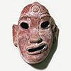 карфагенская погребальная маска