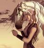 с конём