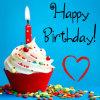 cute-birthday cupcake