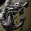 fireheart13: metal dragon