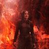 Chelsea: THG → Katniss Mockingjay